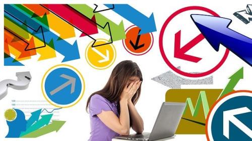 Stress erkennen: Symptome und Situationen